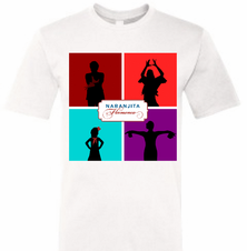 Naranjita Flamenco T-shirt